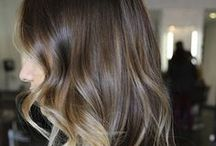 Hair and Nail Goals / Because we all want to change it up.