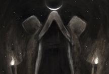 Heksendans / darkness | macabre | mystic |