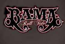 BAMA RTR / by Pam Grindle