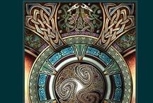 Celtic - Ethnic / by The Design Studio