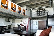 loft - penthouse / by Anita Hofer