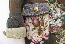 fashion Refashion Upcycled / by Anita Hofer