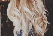 hair / by Amanda Lynn