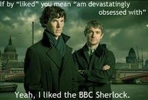 Sherlock (Cause I Had to Create a Board for It) / by Cheyenne Nichole