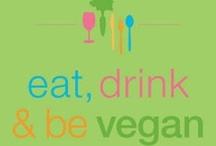 Going vegan  / by Allison Maxwell