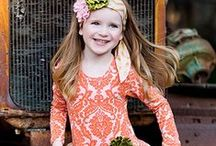Little Girls Dresses / Little girls party dresses for any special event.  From fancy to casual our top designer brands will have her covered, LePink, Halabaloo, Susanne Lively and Joyfolie too.  / by LaBella Flora Children's Boutique