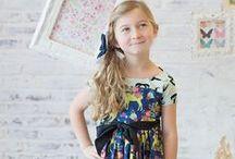 Girls Boutique Dresses / by LaBella Flora Children's Boutique