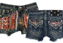 Miss Me Jeans For Kids / Premium denim for tweens by Miss Me Kids will be her favorite go to pair.     Styles that include the iconic signature M to over the top embellished back pockets.  Girls jeans from skinny to a western look, Miss Me jeans are boot ready.  Remember, most Miss Me jeans offer a slim fit.   / by LaBella Flora Children's Boutique