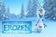 Frozen, Frozen, Frozen!!! / All things Frozen!
