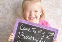 Birthday Girl / Discover the perfect birthday parties for your little princess.