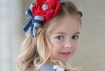 Little Girls Boutique Accessories / by LaBella Flora Children's Boutique