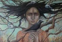 Enchantment | Spirit Animals / by Erica M. Frey