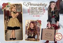 Persnickety Home For The Holidays