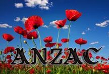 "ANZACs: Always Remembered / ""They shall grow not old, as we that are left grow old;  Age shall not weary them, nor the years condemn.  At the going down of the sun and in the morning  We will remember them."" The Ode"