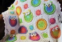 Crochet / by Rebecca DeVere