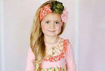 Kids Boutique Clothing / by LaBella Flora Children's Boutique