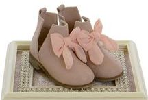 Designer Girls Shoes / The perfect shoe for that head to toe look sizes newborn to tween.