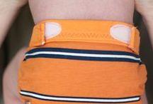 Babaápás, pelenkázás - baby care, cloth diapers