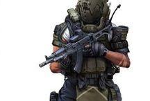 soldier inspo