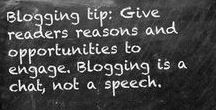 Blogging tips / Handy blogging tips from distance learning course provider, the College of Media and Publishing.