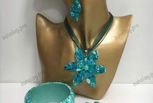 Handmaid art / handmaid art design polymer clay beads