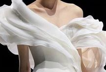 Fashion   Couture / (not necessarily haute)