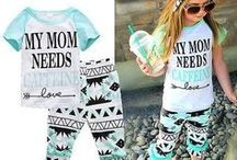 Adorable Children's Fashion / The cutest most fashionable clothing for kids!
