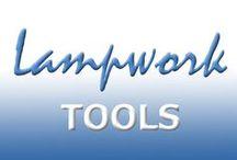 lampwork tools / speciale lampwork tools, bijzondere mandrellen of aparte stempels