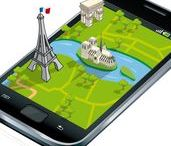 Apps for travelling