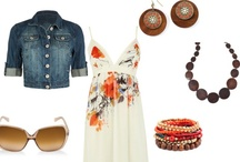 Outfits, Jewelry and Beauty