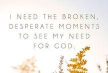 Faith / Faith Devotionals Scripture Image Encouragement