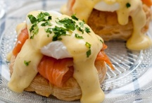 *Breakfast & Brunch* / delicious breakfast & brunch recipes, my favorite meal of the day / by Laureen | Art and the Kitchen