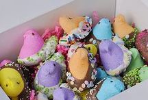 """Easter / Easter decor and craft ideas to make it an extra special, """"hoppy"""" Easter."""