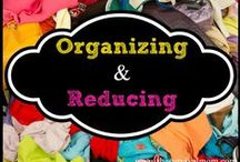 Skill of the Month: Declutter and Organize / If your home is chaotic, you'll never be truly ready to handle emergencies! Take control and create an orderly, peaceful living space today! www.TheSurvivalMom.com