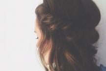 hair / by Aleasha Bram