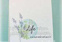 Cards I would like to make