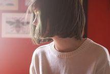 hair / by alwaysgunna stealyrthunder