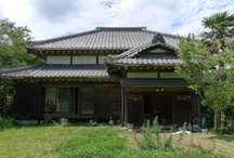 別荘 ideas for our new house / Ideas to redesign and furnish an old Japanese country house