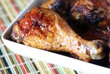 FOOD: chicken recipes / by Urban Native Girl