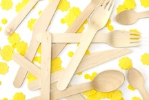 natural cutlery ♥