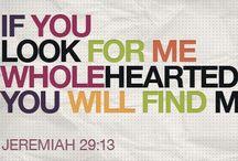 Faith / For people who love God
