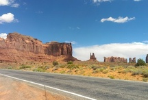 """Epic Road Trip / Why """"epic""""? The stats: 2 weeks, 2000+ miles, 4 National Parks, 3 National Monuments, and 1 Tribal Park *whew*"""