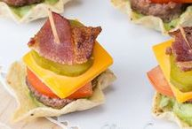 Appetizers & / amazing appetizers & finger food  / by Laureen | Art and the Kitchen