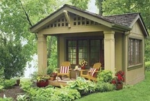 Tiny House ~ {Living Simply in Small Spaces} / by Aleasha Bram