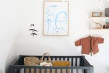 nursery / nursery, montessori inspired, natural, plants, wood, moses baskets, co-sleeping. / by calivintage