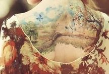 tattoos/piercing