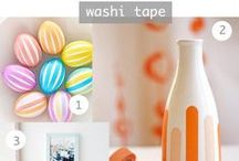 Washi Tapes / by Leena Loh