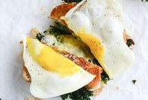 Weekend Brunch / Perfect recipes for a weekend brunch with friends and family.
