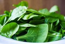 Spinach Recipes / Spinach recipes, spinach salad, cooking with spinach, spinach soups.