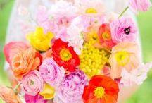 pretty wedding flowers